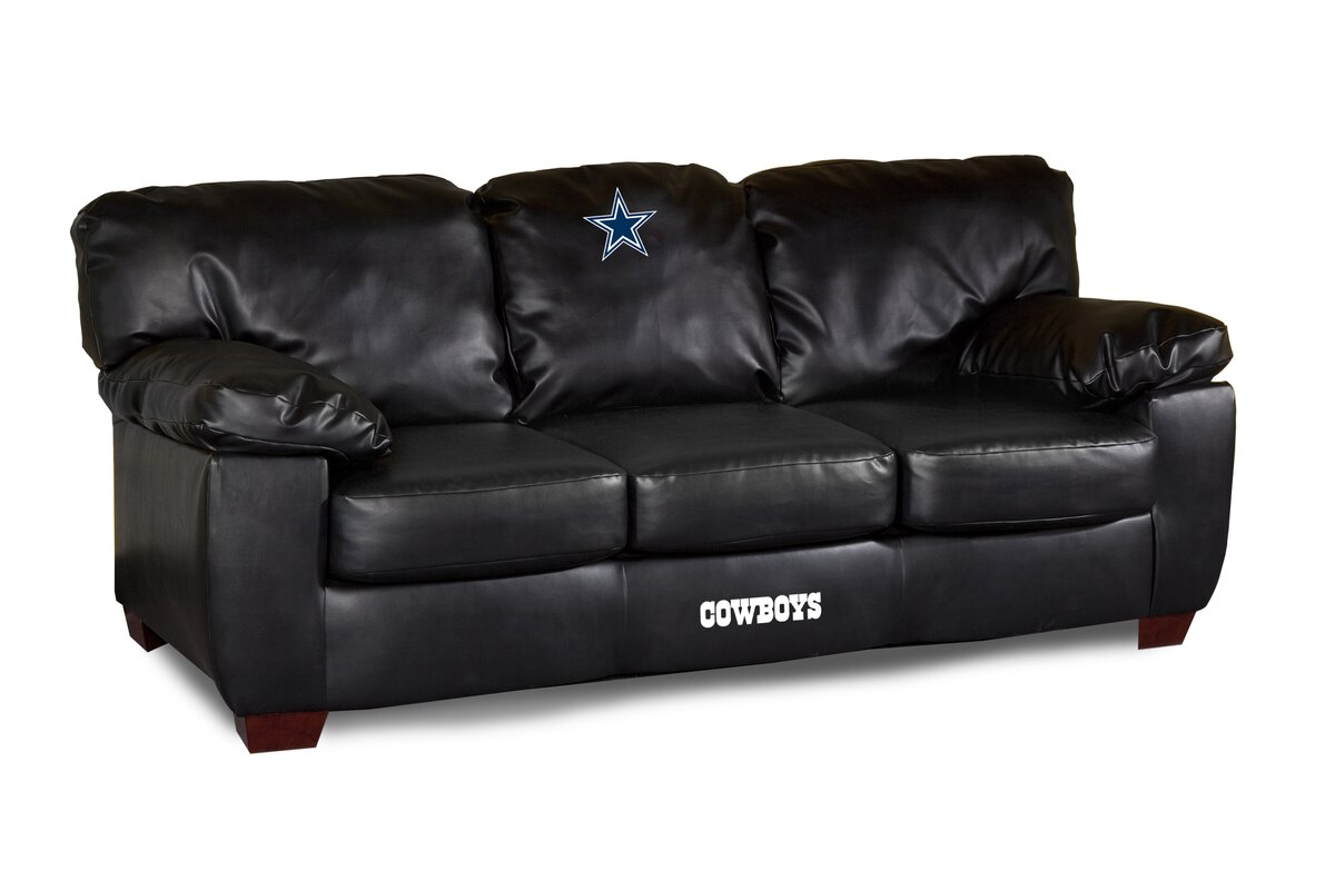 High Quality NFL Classic Leather Sofa