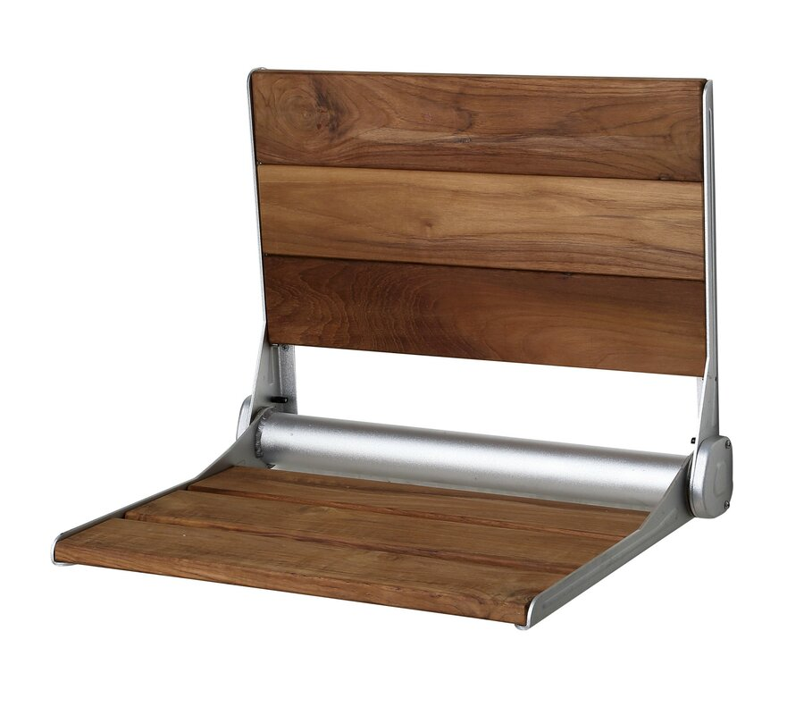 Symple Stuff Shower Chair & Reviews | Wayfair