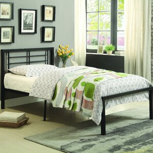 Cassidy Platform Bed by Latitude Run