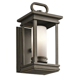Minturn 1-Light Outdoor Sconce