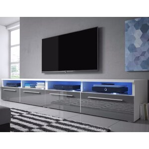 """Siena Double TV Stand for TVs up to 70"""""""