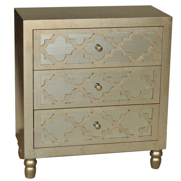 Bruges Mirrored Chest