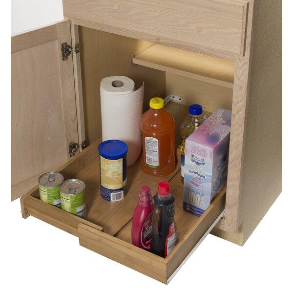 kitchen cabinet pull out shelf reviews joss main