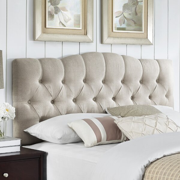 Varian Upholstered Storage Bedroom Bench Birchlane: Katia Tufted Headboard & Reviews