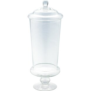 Apothecary Jar By Diamond Star Gl