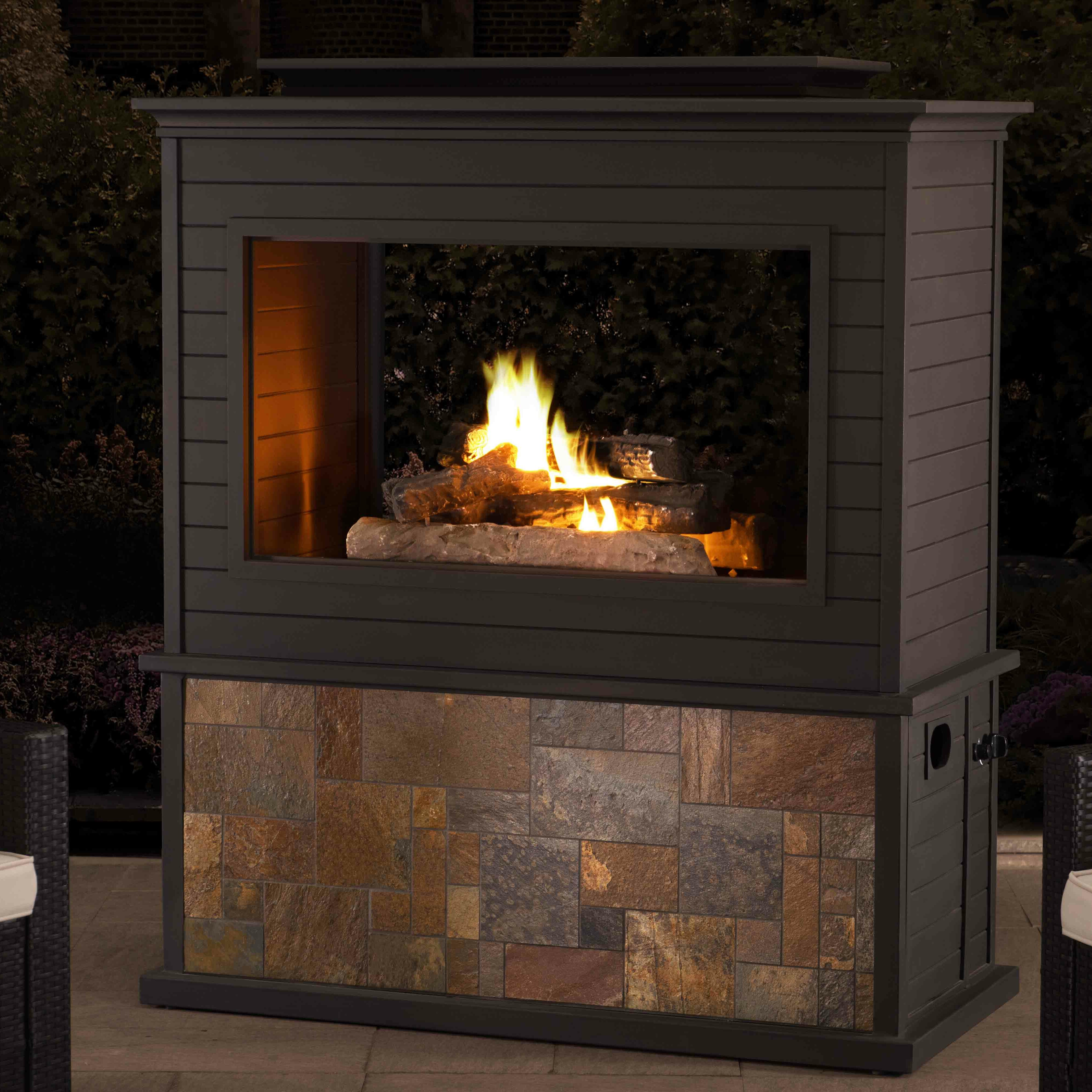 innovative sided view control featu flame wide tru amantii indoor remote outdoor optional is multicolor heat pin that an fireplace fireglass electric