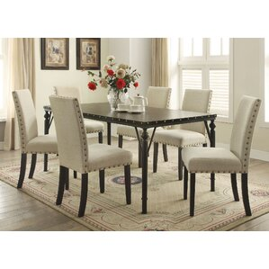 Hadas 7 Piece Dining Set by ACME Furniture