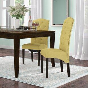 Imane Camelback Side Chair (Set of 2)