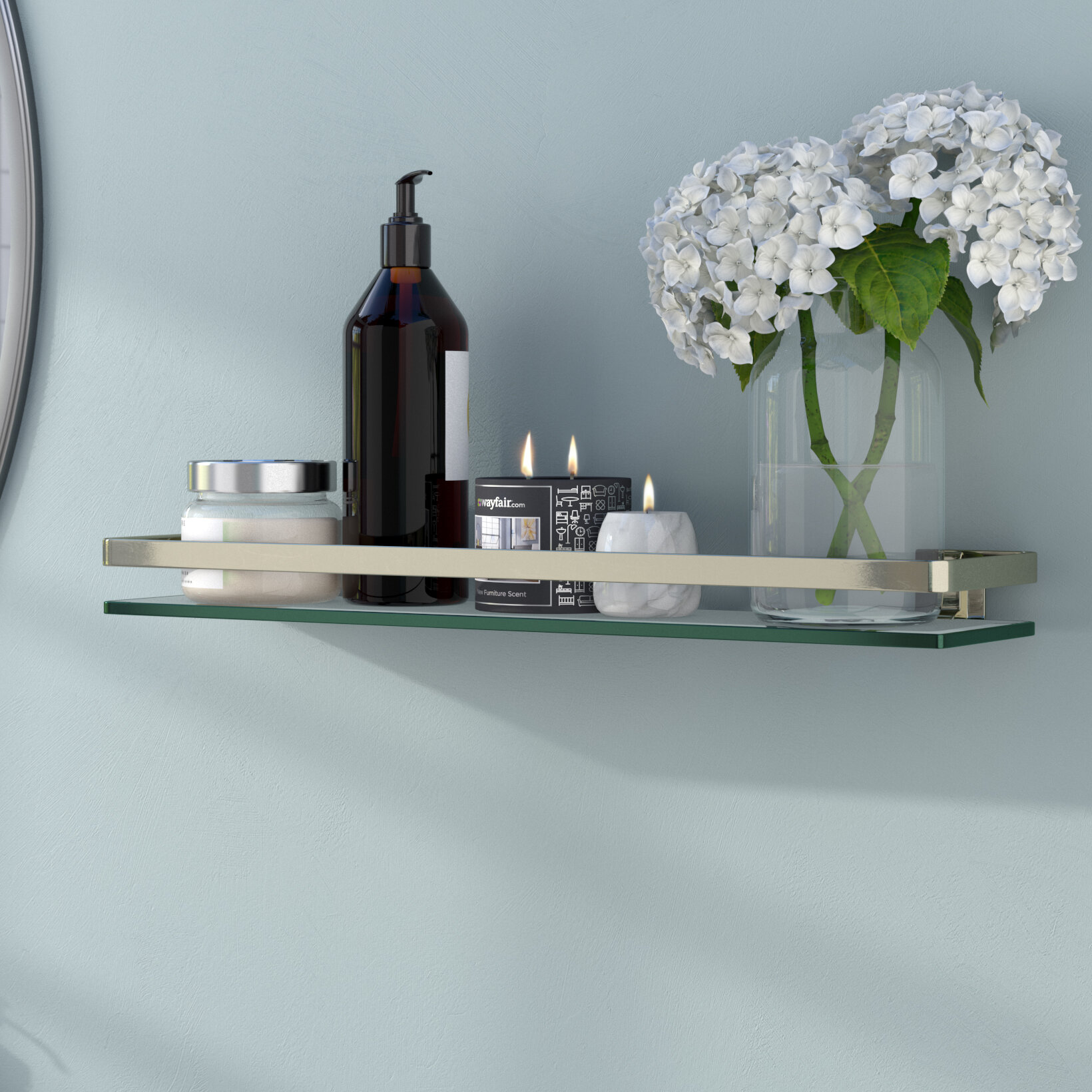 Rebrilliant Wall Shelf & Reviews | Wayfair