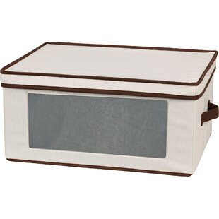 Canvas Stemware Storage Box  sc 1 st  Joss u0026 Main & Dinnerware Storage | Joss u0026 Main