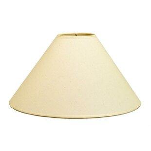 16 inch high lamp shade wayfair 18 linen empire lamp shade aloadofball Choice Image