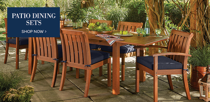 shop outdoor furniture by category patio dining tables