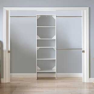 Closet bedroom storage youll love wayfair save solutioingenieria Gallery