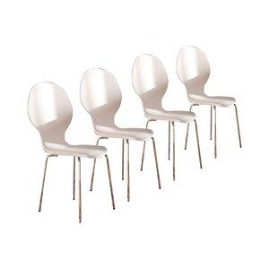 Esmeralda Dining Chair Set (Set of 4)