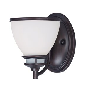 Smyrna 1-Light Armed Sconce