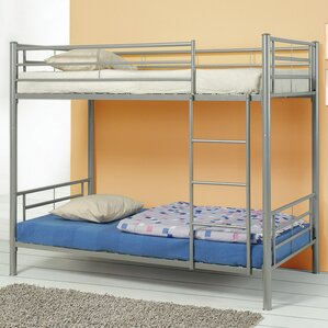 Pineland Twin Bunk Bed by Harriet Bee