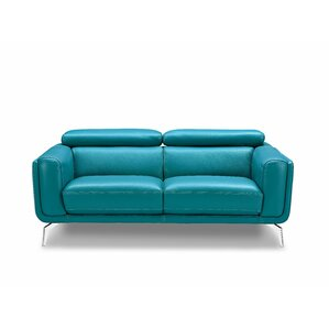 Sprint Leather Loveseat by Creative Furniture