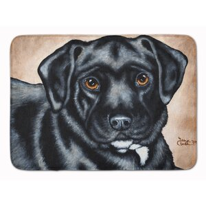 Bart the Labrador Memory Foam Bath Rug