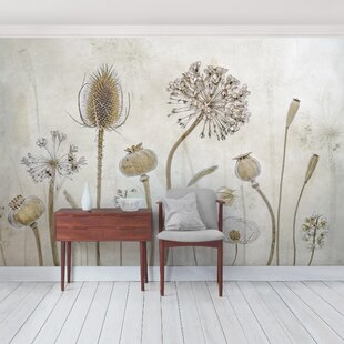 Floral Wallpaper You Ll Love Wayfair Co Uk