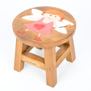 Fairy Children's Stool by Just Kids