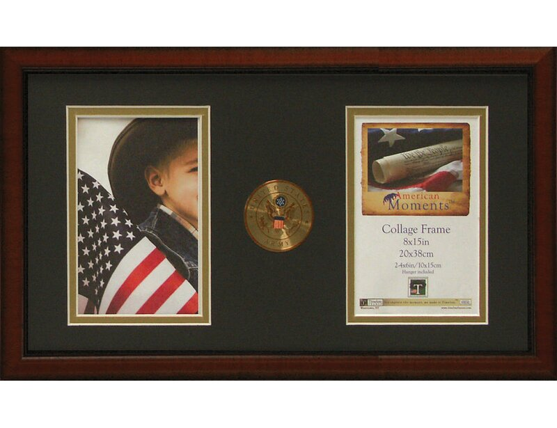 Timeless Frames US Armed Forces American Moments Collage Photo Frame ...