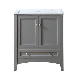 Corner Laundry Sink Cabinet   Wayfair