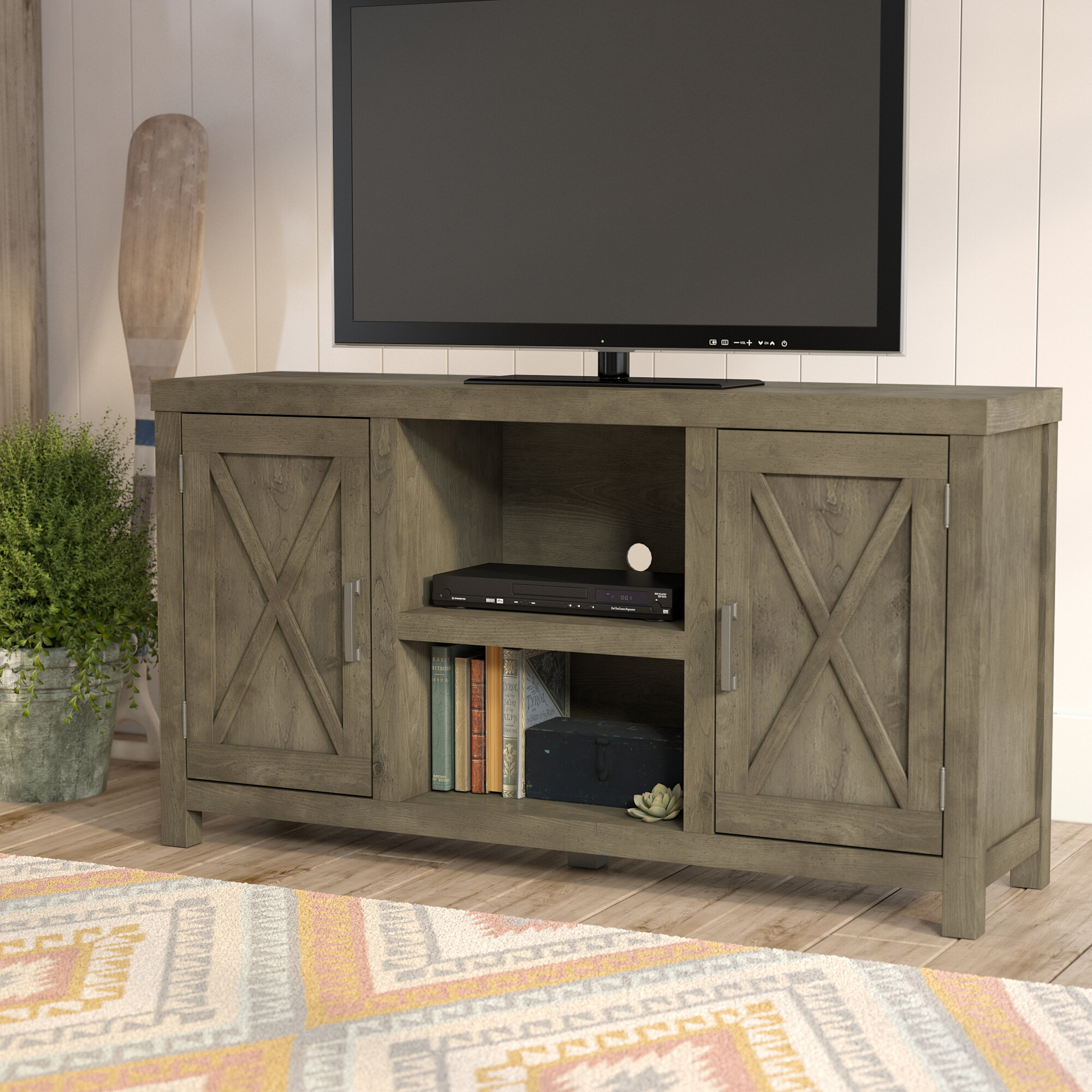 Loon Peak Dodson TV Stand for TVs up to 60\