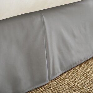 roscoe thread count bed skirt - Sleepnumber Bed