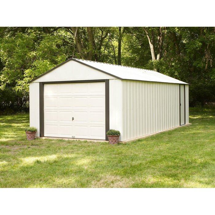 garage buy metal span clear prefab online workshop