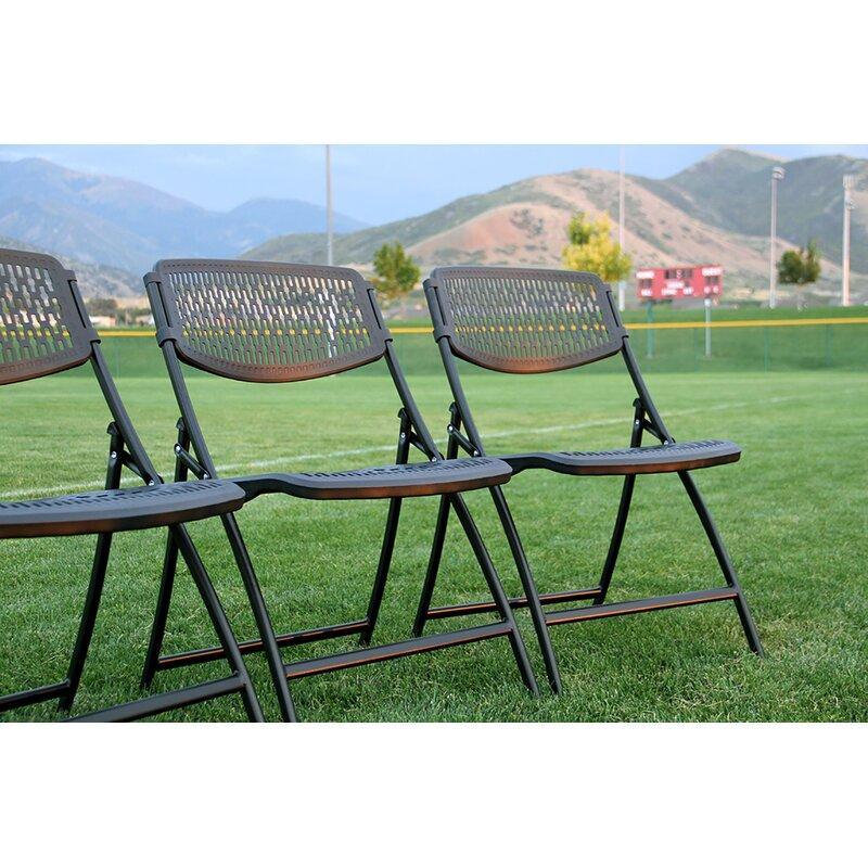 Mity Lite Flex One Plastic Folding Chair Amp Reviews Wayfair