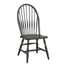 This Early English Style Chair Features Spindle Legs And Back The Of A Windsor Can Be Bowed Or Hooped Traditional Have