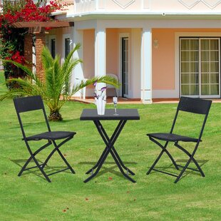 2 Seater Indoor Bistro Sets | Wayfair.co.uk