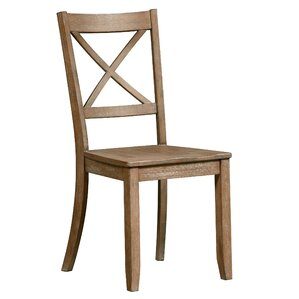Grimaud Solid Wood Dining Chair (Set Of 2)