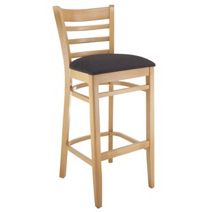 Jiminez Ladderback 30 Bar Stool