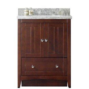 Shaker 30 Single Bathroom Vanity Set