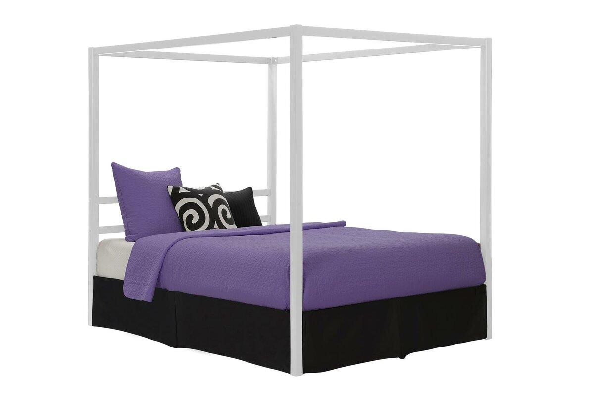 Attractive Kosinski Queen Canopy Bed