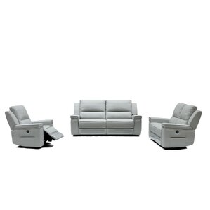 Gilmore Configurable Living Room Set by Orren Ellis