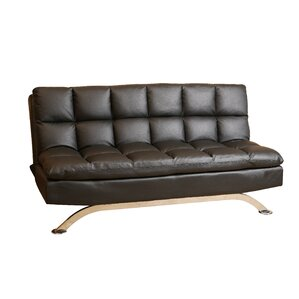 Brookeville Leather Sleeper by Orren Ellis