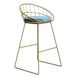 Belville 74cm Bar Stool (Set of 2) By Bay Isle Home