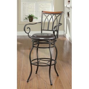 Hackberry 29 Swivel Bar Stool