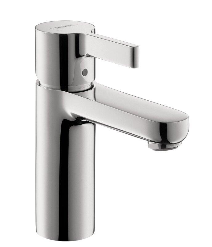 Hansgrohe Metris Single Hole Standard Bathroom Faucet & Reviews ...