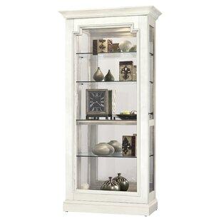 Bremerton Lighted Curio Cabinet