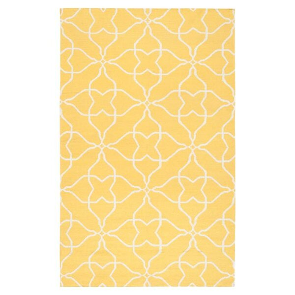 gold & yellow rugs you'll love | wayfair