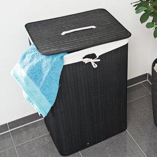 Wäschekörbe & -truhen: Produktart - Wäschekorb mit Deckel | Wayfair.de
