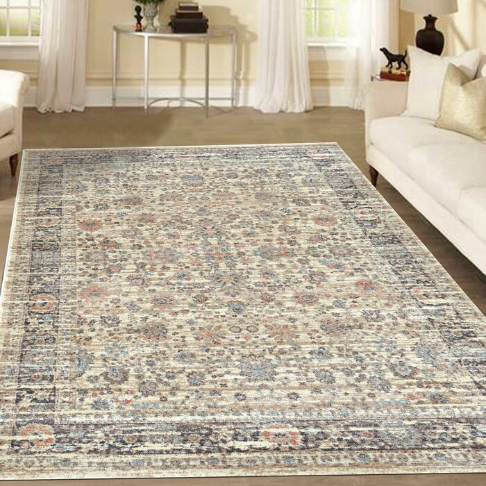 Zullo Ivory Area Rug