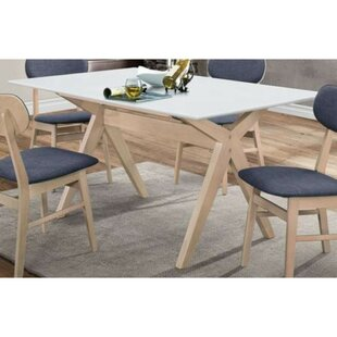 Nahunta Solid Wood Dining Table
