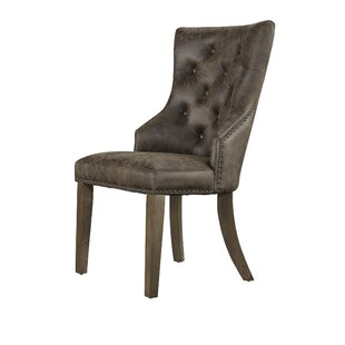 Leandra Upholstered Dining Chair (Set of 2)