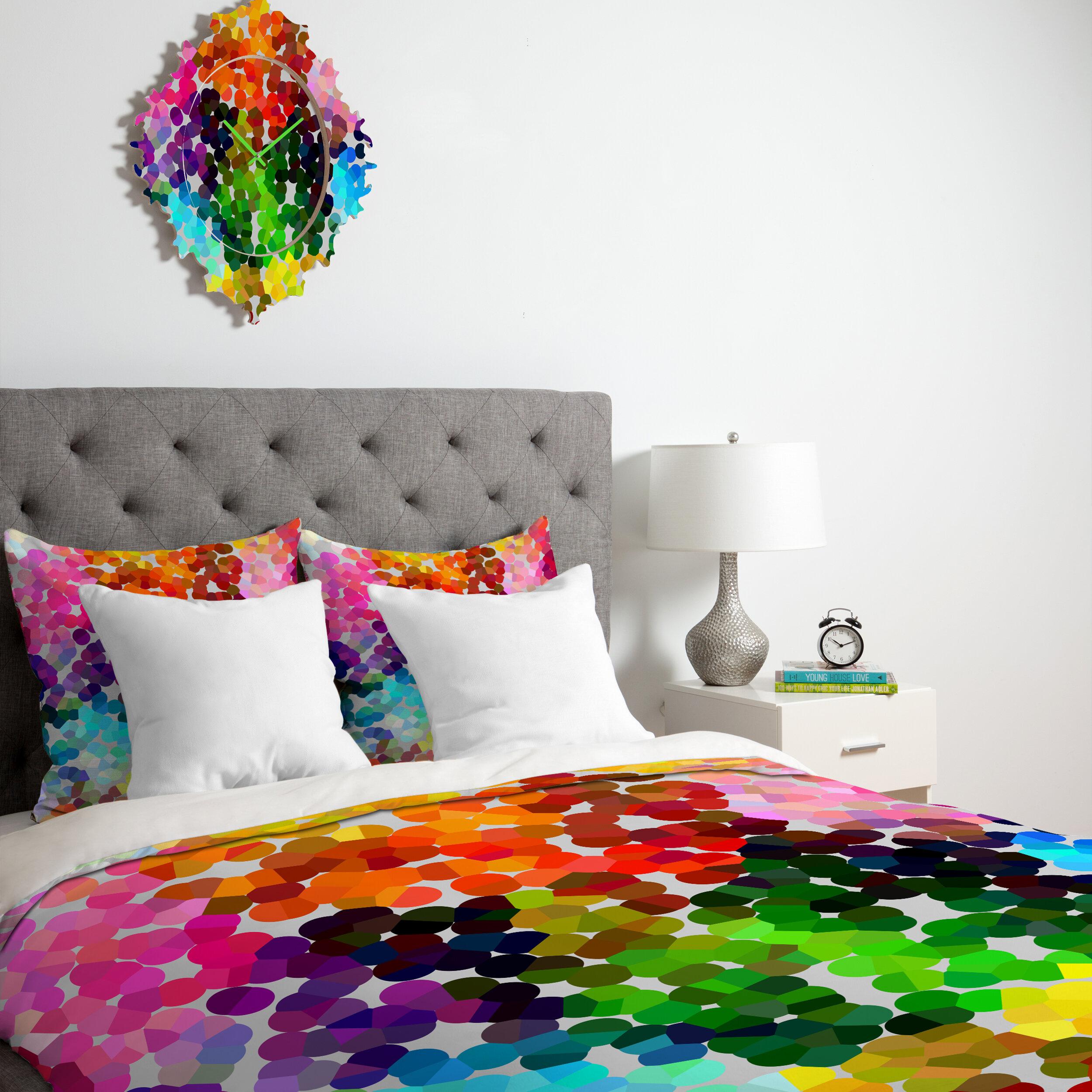 dot cotton duvet kids cover new on bedding polka pin the creative life set