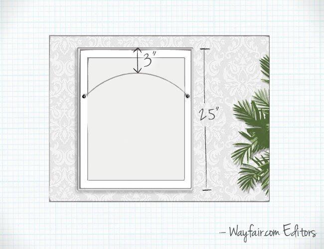Hanging Instructions How To Hang Wall Art Wayfair S Ideas Advice