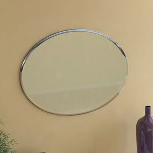 Tarek Oval Wall Mirror